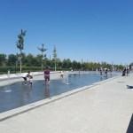 fuente Parque Central