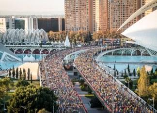 La Ciudad de las Artes celebra este fin de semana la Paella Party de la Maratón de Valencia.