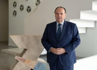 José Vicente Morata en su visita a 7 Televalencia.