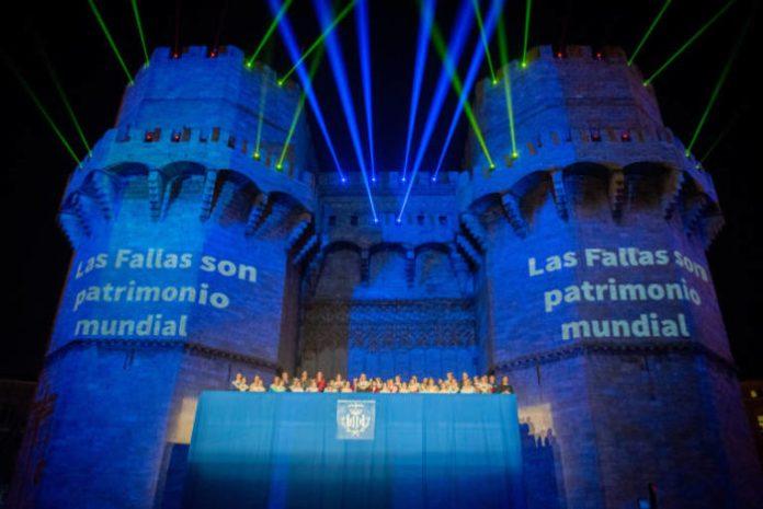 Tercer Aniversario Patrimonio Fallas Unesco