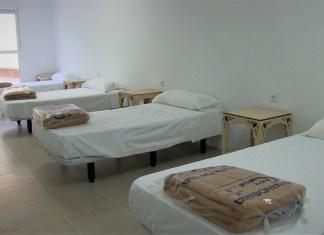 Cáritas abre un nuevo centro de noche para personas sin hogar