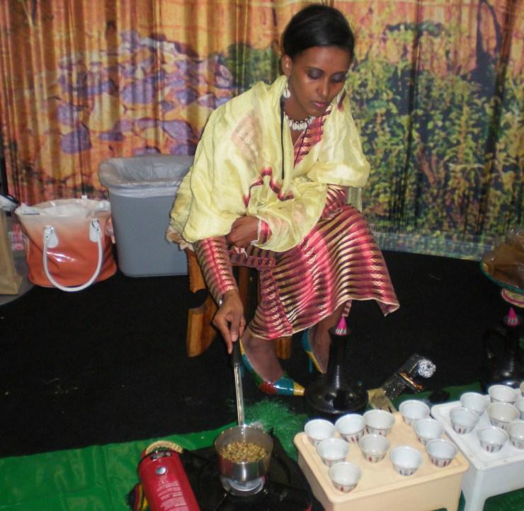 Ethiopia coffee, coffee custom, coffee, coffee culture
