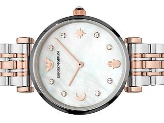 Дизайнерские часы Emporio Armani