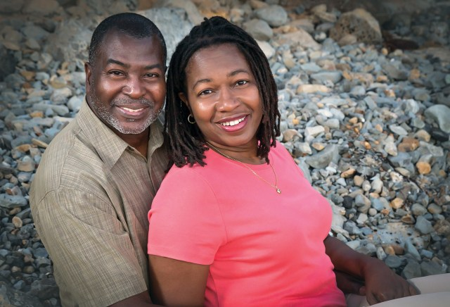 Otis & Freda Sanders Celebrate 15 Years of Marriage!!