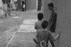 Juegos de niñez. Kršan © Nerea Serrano