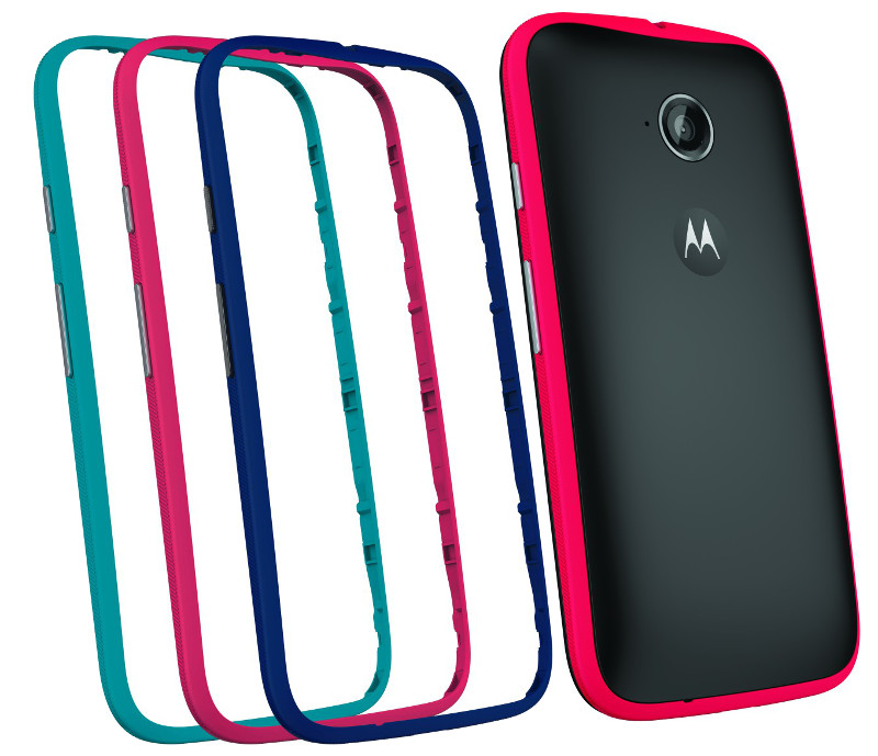 Start afresh with the all new Moto E smartphone! (5/5)