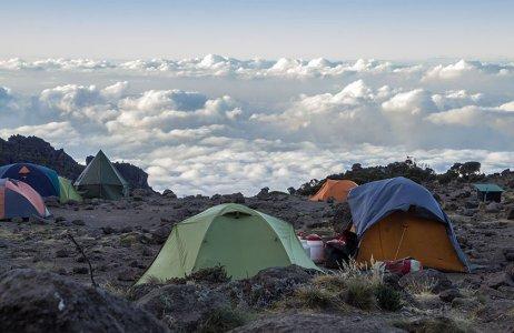 Kilimanjaro trekking Lemosho