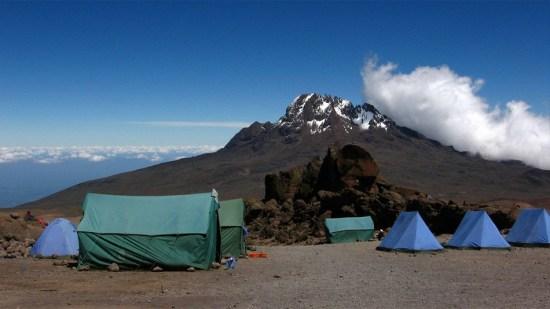 kibo-hut-camp