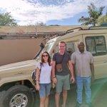 Seven Wonders Safaris at the Office