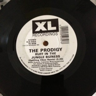 The Prodigy - Out Of Space | Label B