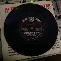 Stiff Little Fingers - Alternative Ulster   Label A