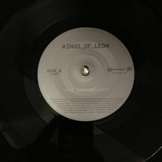 Kings Of Leon - Use Somebody | Label A