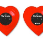 The Beatles - Love me do | Heart-Shaped Vinyl