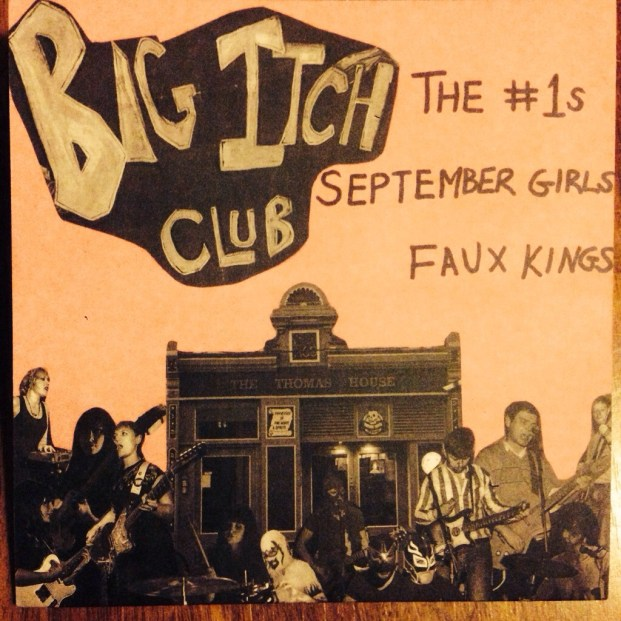 The Big Itch Compilation Triple Split   Front
