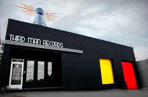 Jack White's Third Man Records