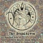 """The Sensitives / Wham Bam Bodyslam - Split 7"""""""