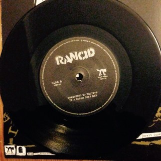 Rancid - Turn in your badge | B