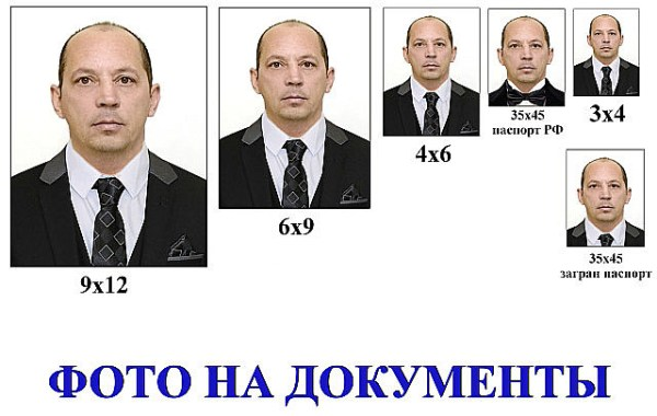 Фото на документы онлайн