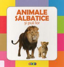 Animale salbatice si puii lor_988407 web
