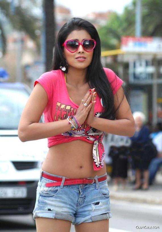 Shriya Saran For a Dance Sequence