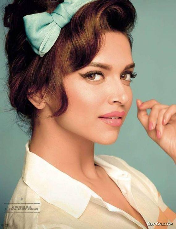 Deepika Padukone Filmfare Mag Shoot 2013