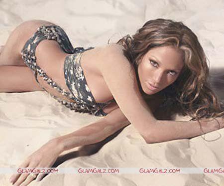 Jennifer Lopez Photoshoot