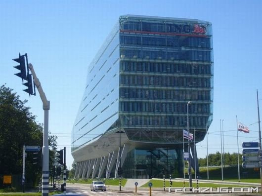 Amazing Office of ING Group