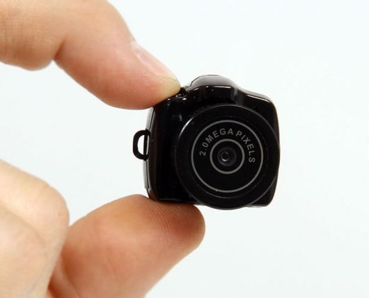 The Smallest Camera by Canon