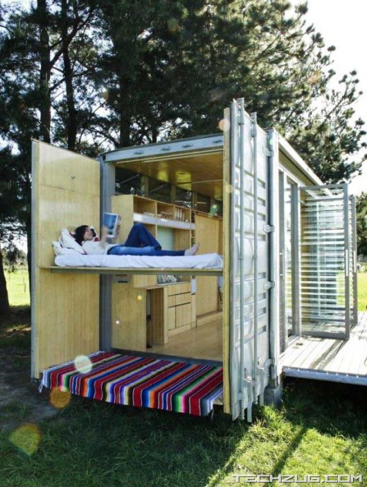Awesome Designer Container Home