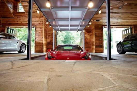Amazing Luxurious Dream Garage For Your Car