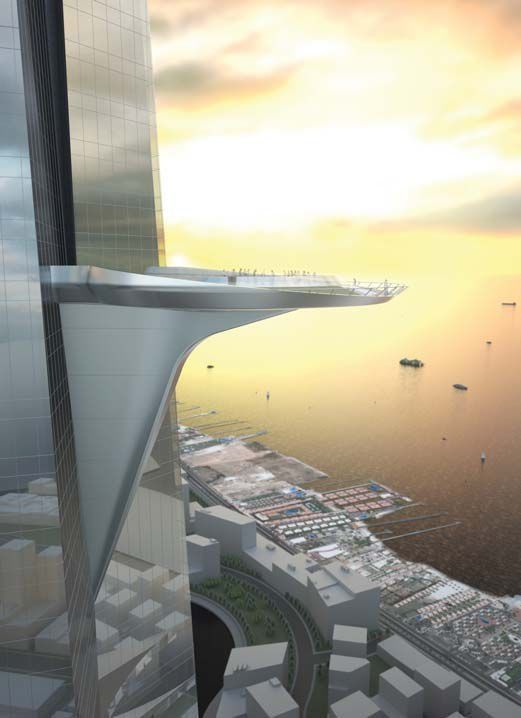 The Tallest Tower In The World To Be Built By 2020