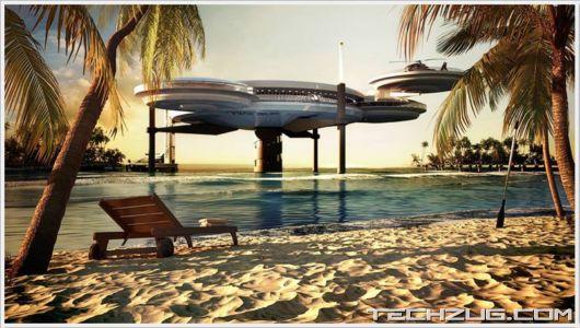 The Under Water Luxury Resort