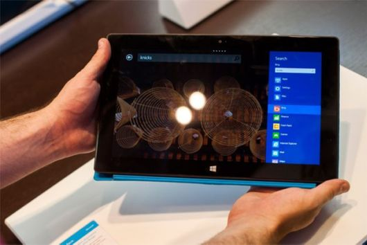 Microsoft Unveils Its First Surface Tablet