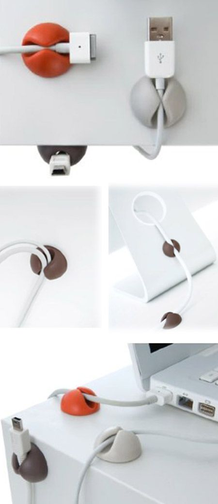 Cool Cable Organizers