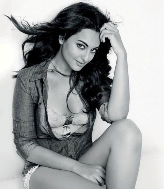 Sonakshi Sinha For Maxim Magazine 2014 Shoot