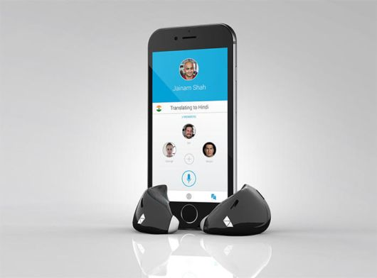 In-Ear Device Translates Foreign Languages In Real Time