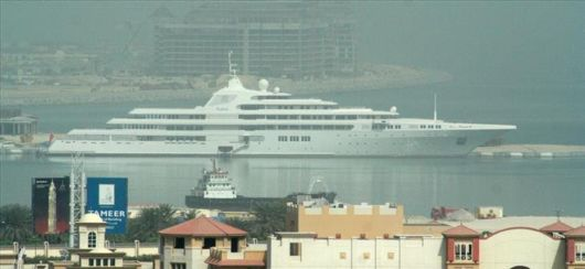The 10 Largest Private Yachts In The World