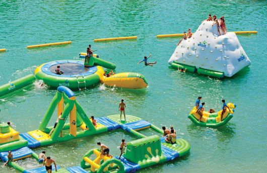 Most Amazing Inflatable Water Parks