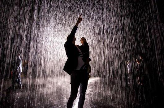 Walk Through Rain Without Getting Wet