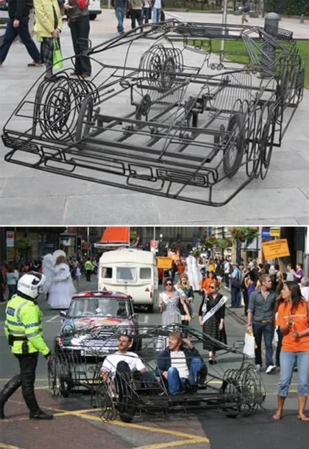 Weirdest And Totally Cool Pedal-Powered Gadgets