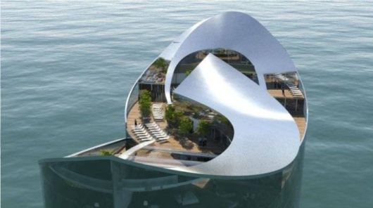 The Floating Hotels In Qatar