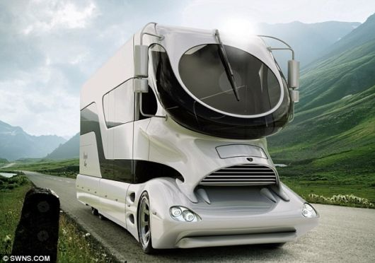 The Most Expensive Motor Home