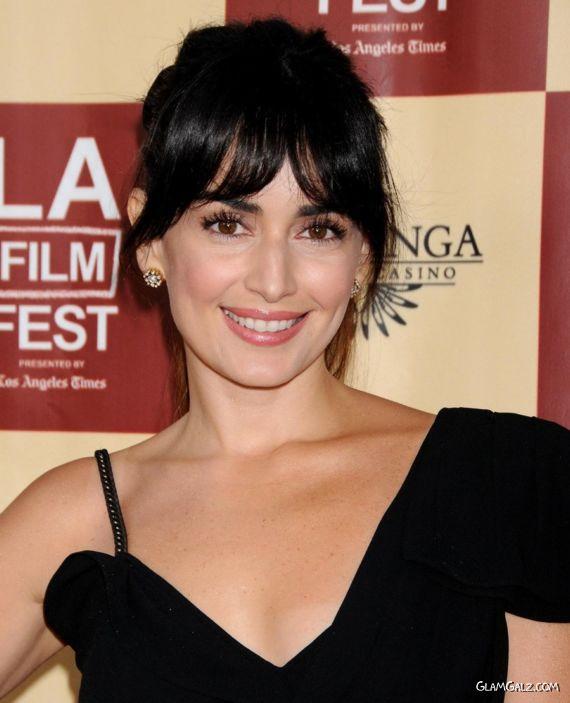 Gorgeous Ana De La Reguera At LA Film Fest