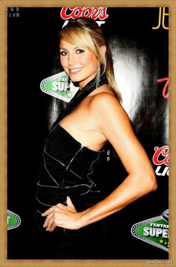Bold n Beautiful Stacy Keibler
