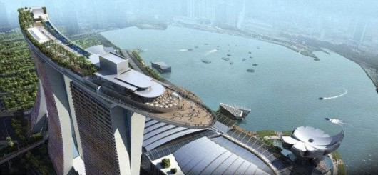 The Incredible Skypark in Singapore
