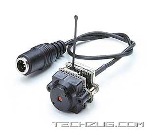 Beware of Spy Cameras
