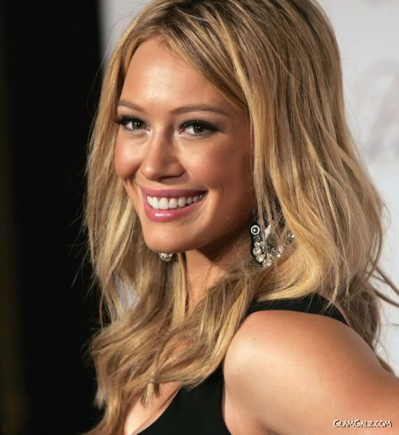 Beautiful Hilary Duff At 13th Annual Power Of Love