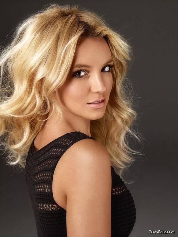 Britney Spears Latest Photoshopped Photoshoot