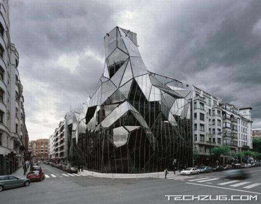 A Great Mathematical Building