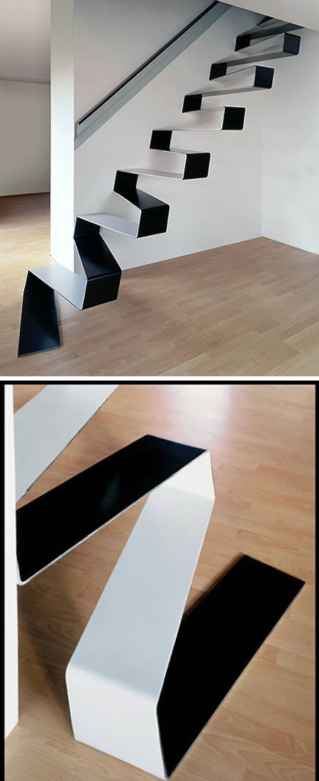 Most Creative Interior Staircases